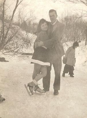 Aunt Marie & Uncle Henry